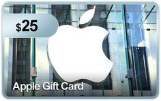 Bid on an Apple gift card in our penny auction.
