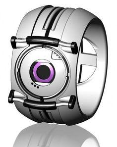 Wheatley ring. Portal 2 FTW.