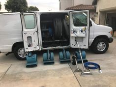 Fully Equipped Carpet Cleaning Van $12500 OBO! : Used Carpet Cleaning Vans How To Clean