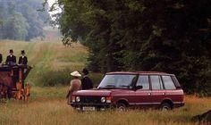 Classic Range Rover