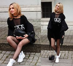 More looks by Adriana M.: http://lb.nu/lilicons  #casual #grunge #street #style #fashion #lookbook #lookbooker #today #outfit