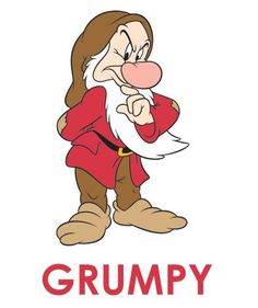 Image result for grumpy dwarf