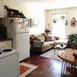 Jessica's Thrifted Coziness — Small Cool Contest   Apartment Therapy