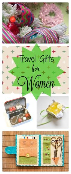 Looking for just the right gift for the female traveler in your life? Without a huge budget? Check out this list of DIY travel gifts for women!