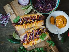 Hot Dogs, Tacos, Mexican, Ethnic Recipes, Food, Essen, Meals, Yemek, Mexicans