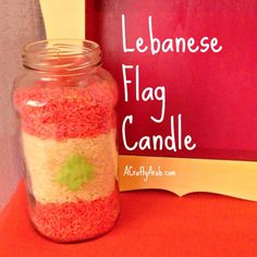 ACraftyArab Lebanese Flag Candle Tutorial. Lebanon is the most religiously diverse country in the Middle East? As of 2014: Muslim 54%, Christian 40.5%, Druze 5.6%, very small numbers of Jews, Baha'is, Buddhists, Hindus and Mormons.  The girls and I decided to look up information on the Lebanese flag and see what it means. Lebanon.