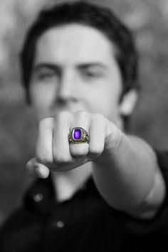 Senior Boy - Class Ring - Karla's Idea, my photo and editing