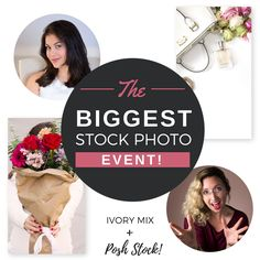 The biggest stock photo event ends soon! Get double the gorgeous photos while you can