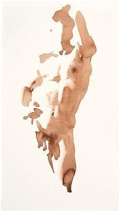 "maurozag: "" Wendy Artin - Andrea Hand On Hip (2014) """