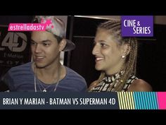 Batman Vs Superman. Estreno cine 4D. Brian Lanzelotta y Marian Farjat co...
