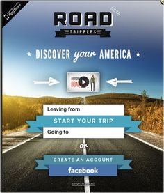 Road Trippers. Awesome website that helps you plan your road trips and suggests cool attractions, scenic views, and more along the way!