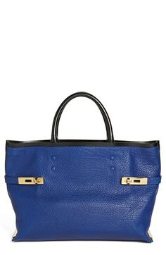 Chloé 'Medium' Lambskin Leather Tote available at #Nordstrom