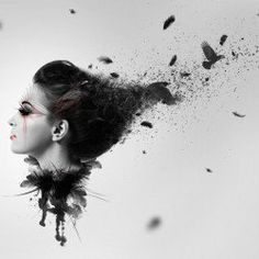 Create A Dark Abstract Crow Photo Manipulation Read more at http://www.photoshoptutorials.ws/photoshop-tutorials/photo-manipulation/create-dark-abstract-crow-photo-manipulation/#BUszjFiyLLfKBAEf.99