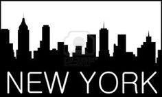this is a free svg file to download featuring new york skyline get