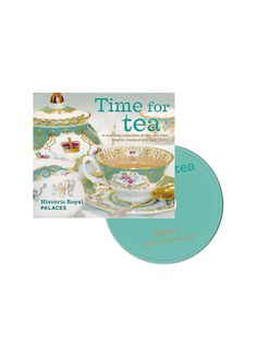 CD 'Time for Tea' von Historic Royal Palaces