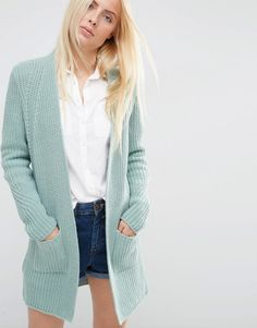 ASOS Ultimate Chunky Cardigan