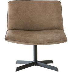 The Arno Lounge Chair enhances both the domestic and office environment. It is a cosmopolitan piece that will compliment the modern space beautifully.
