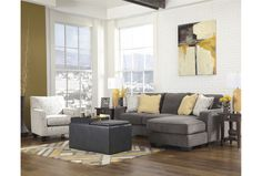 Hodan Sofa/Chaise - 360