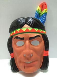(TAS031610) - 1977 Ben Cooper Halloween Costume - Western Hero Tonto