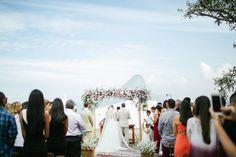 Casamento na praia no rio de janeiro boho