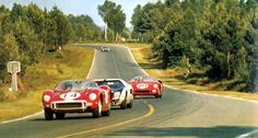 1964 24 HOURS OF LEMANS.