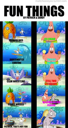 68 Ideas for memes spongebob funny patrick star Funny Spongebob Memes, Funny Memes, Hilarious, Jokes, Funny Quotes, Lol, My Demons, Pokemon, Awkward Moments