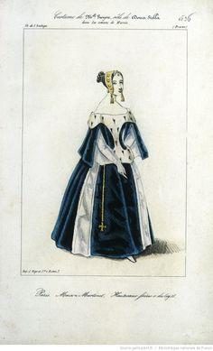 1844 [Les amants de Murcie : lot d'estampes]