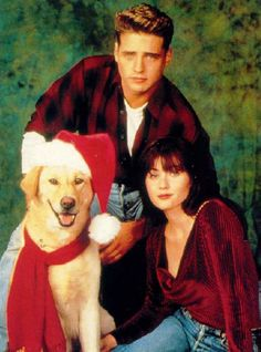 Have a Very 90210 Christmas!