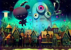 A Look Inside the Colorful World of Pokedstudio, with Jonathan Ball - article   CGSociety