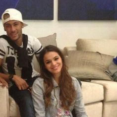 Neymar jr et bruna marquezine