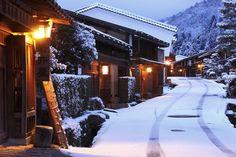 Winter in Japan - http://1dak.com/winter-in-japan/