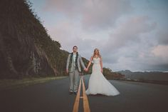 One Love Photo | tantalus drive, oahu wedding- leanne and sasha | http://www.onelovephoto.com/blog