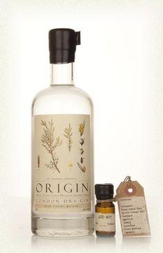 > English Gin > Origin Single Estate Cold Distilled Juniper > Origin – Veliki Preslav, Bulgaria Origin – Veliki Preslav, Bulgaria (70cl, 46....