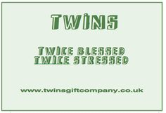 Twin Quotes brought to you by www.twinsgiftcompany.co.uk Boy Girl Twins, Twin Girls, Twin Babies, Twin Quotes, Mama Quotes, Identical Twins, Parenting 101, Bible Verses, First Love