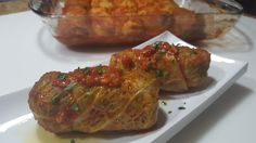Ciao Down: Cabbage Rolls