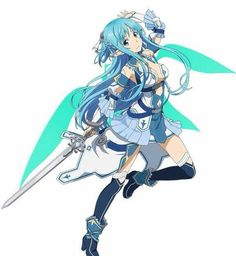 Safebooru is a anime and manga picture search engine, images are being updated hourly. Otaku Anime, Manga Anime, Sword Art Online Asuna, Arte Online, Online Art, Sinon Ggo, Full Metal Alchemist, Sword Art Online Wallpaper, Kirito Asuna