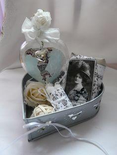 Deko-Objekte - Geldgeschenk Hochzeit Geburtstag Deko. - ein Designerstück von Froehlich-Elena bei DaWanda