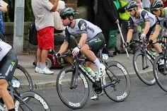 Mark Cavendish, stage 3 Tour of Britain 2016.