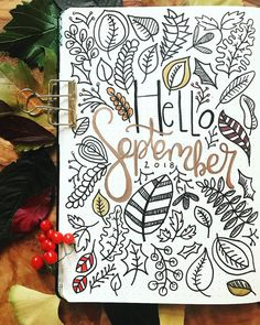 It's officially leaf season! Bullet journal BuJo fall autumn planner planning It's officially leaf season! Bullet journal BuJo fall autumn planner planning It's officially leaf season! Bullet Journal September, Bullet Journal Beginning, Autumn Bullet Journal, Bullet Journal Christmas, Bullet Journal 2019, Bullet Journal Notes, Bullet Journal Aesthetic, Bullet Journal Layout, Bullet Journal Inspiration