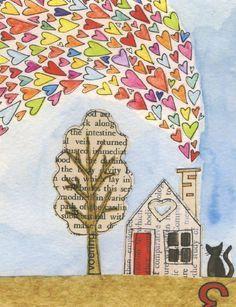 Una piccola vita di n. 3 - Lil arte Card
