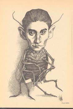 Cómo se inspiró Kafka para escribir la Metaformosis.