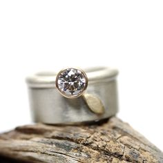 engagement rings set - for bride and groom!