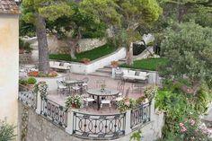 terrace facing to Capri