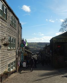 Trip to Haworth discovering the Brontë family Bronte Parsonage, Bronte Sisters, National Portrait Gallery, West Yorkshire, The Visitors, Source Of Inspiration, Small Towns, Wander, Waterfall