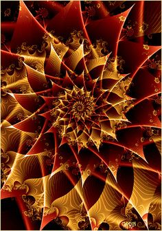 """Ultrafractal"" - art by Virus VON Fractalia, via Flickr"