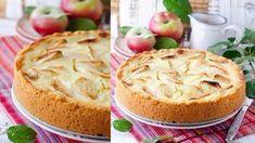 Диетическая шарлотка из яблок и геркулеса » Вкусно и полезно