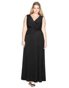 Kleid wickeloptik herbst