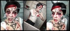 wolf among us bloody mary true form - Google Search