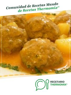 Albondigas, Meat, Chicken, Ethnic Recipes, Food, One Pot Dinners, Hamburgers, Beverage, Appetizers