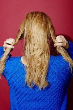 Easy hair DIYs to try this weekend!